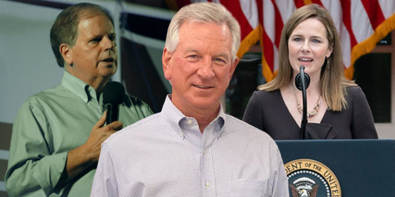 Tuberville: Doug Jones does disservice to Alabamians with his opposition to Judge Amy Coney Barrett
