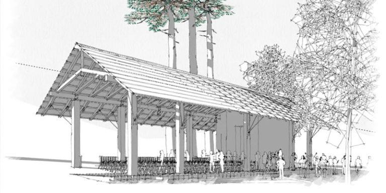 New pavilion at Alabama's Turkey Creek Nature Preserve expands education options