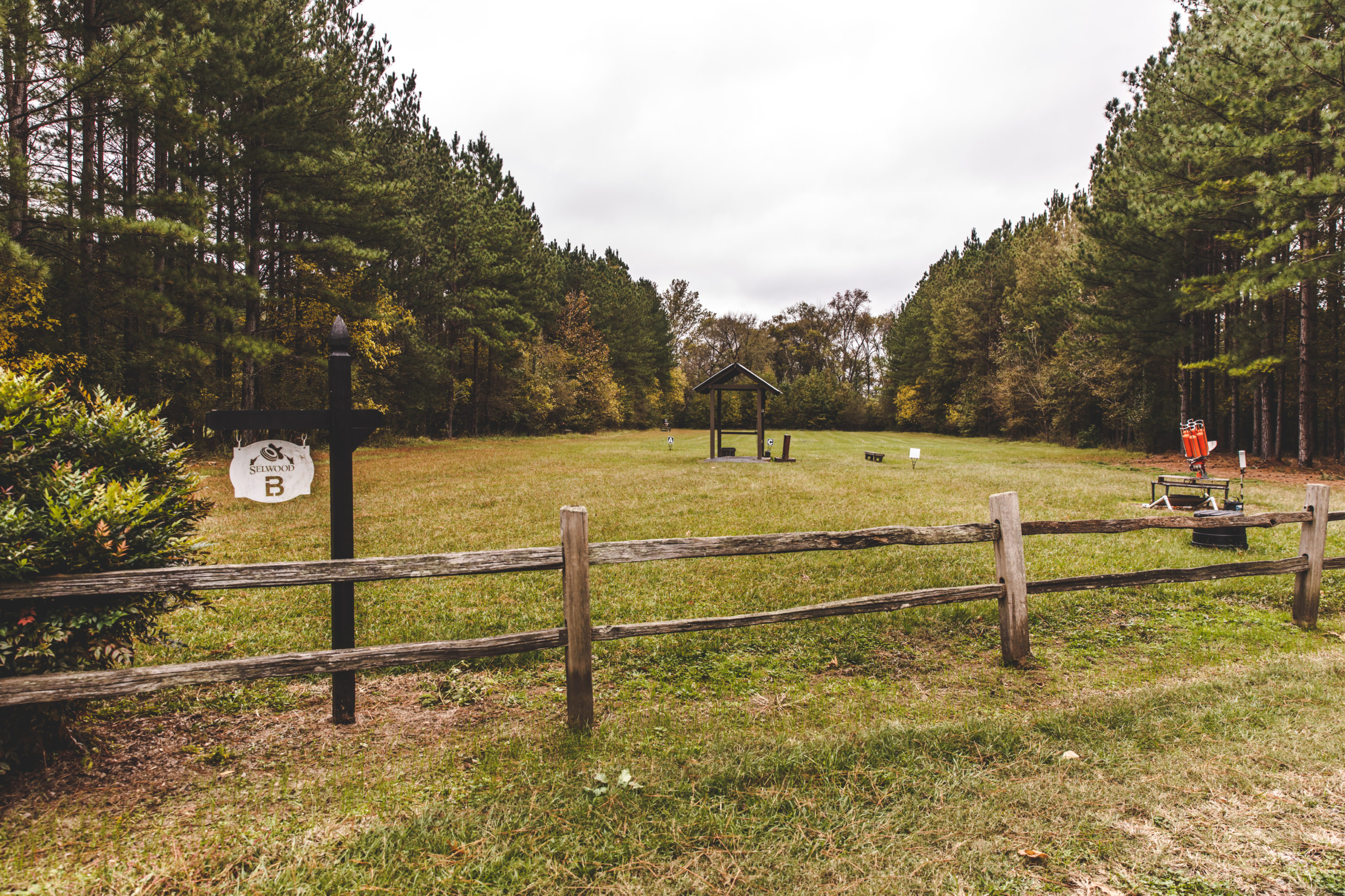 shooting clay selwood farm