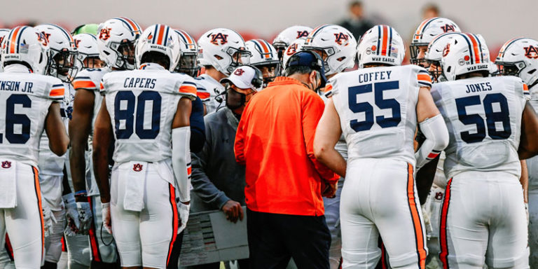 Three numbers, two notes, and one quote: Wrapping up Auburn vs. Alabama