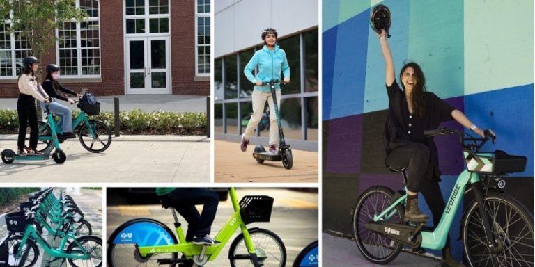 Bikeshare, transportation options expanding in Birmingham