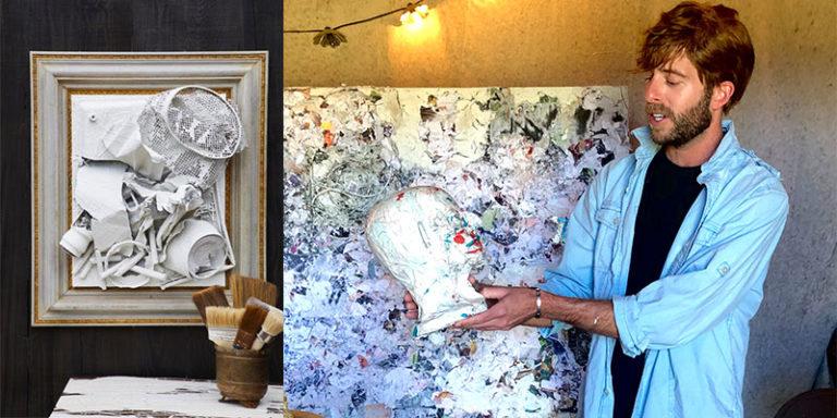 Alabama artist and TV star debuts art exhibit in Decatur