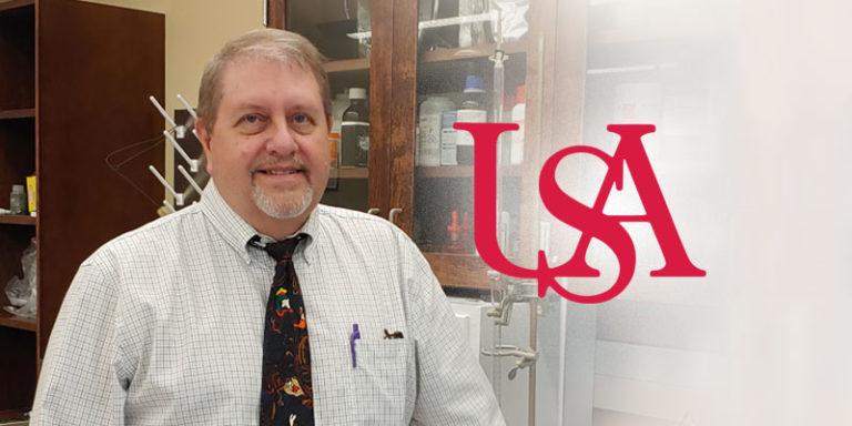 University of South Alabama leads program to address wastewater treatment