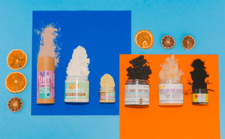 Mobile mother creates national skincare line for those with eczema