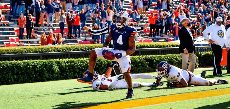 Three numbers, two notes, one quote: Wrapping up Auburn vs. Texas A&M