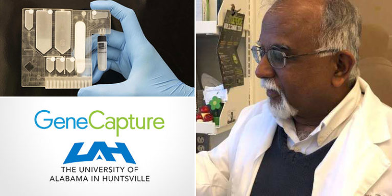 Rapid disease pathogen identification is one step closer following successful demonstration by GeneCapture