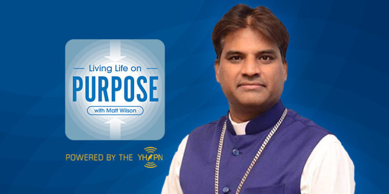 Living Life On Purpose with Matt Wilson Episode 35: Interview with Mathew Meagher