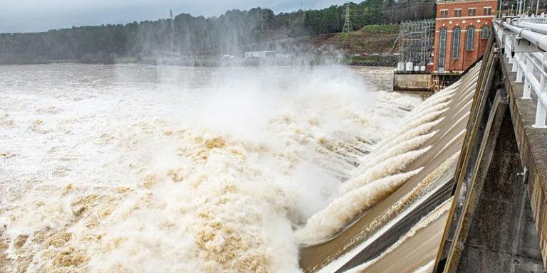 Alabama Power hydro generation benefits from 2020 rainfall