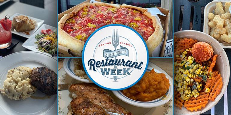 Birmingham Restaurant Week Winter Edition seeks to support local restaurants
