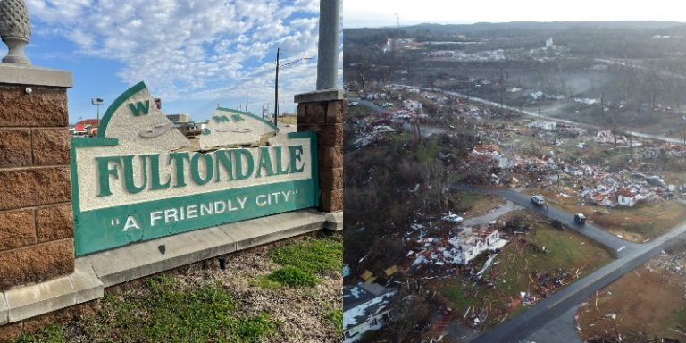 Victims of January 25 Fultondale tornado now eligible for disaster relief loans