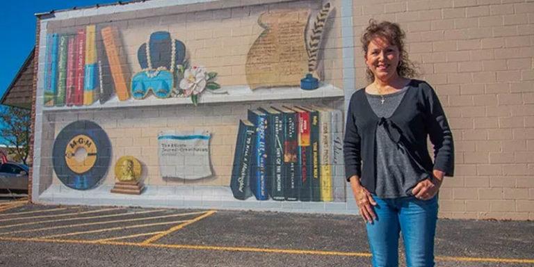 New mural celebrates Alabama literary giants