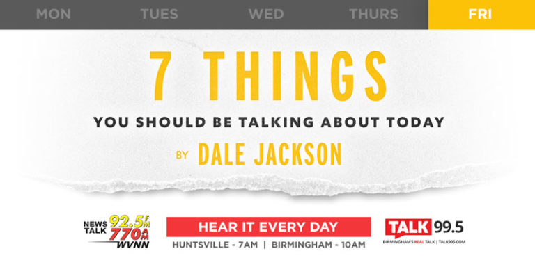 7 Things: Mandates galore, doctors warn that hospitalizations could top the previous peak, Birmingham-Southern becomes the first school to test Alabama law and more …