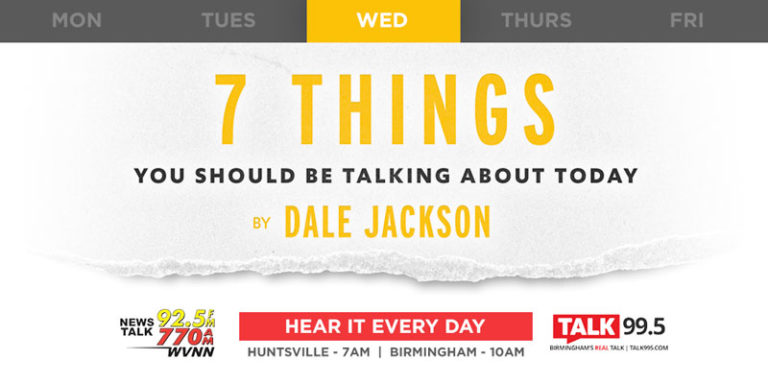 7 Things: Biden will force federal employees to get vaccinated, Ivey continues to say there will be no mask mandate, over 1,000 in Alabama hospitals with coronavirus and more …