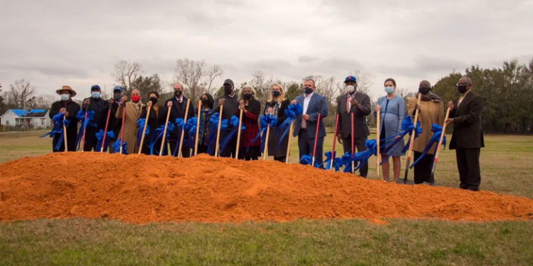 Construction of Alabama's new Africatown museum begins