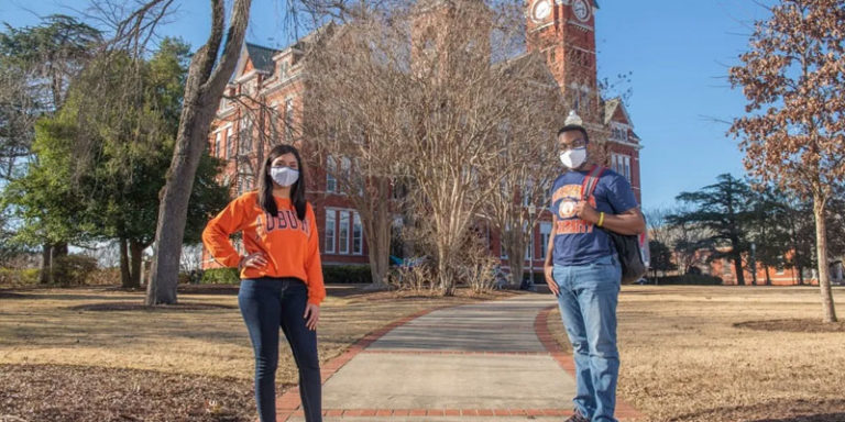 Auburn University's Tiger Excellence Scholars Program participants thriving, becoming leaders