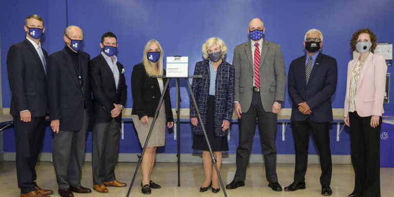 deciBel Research pledges $90,000 to name UAH Engineering space