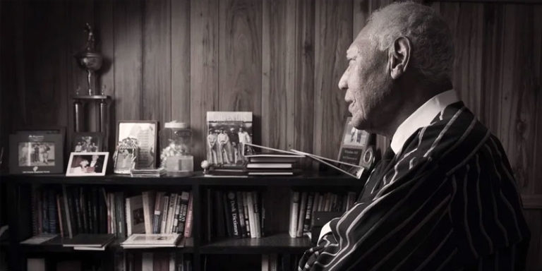 Alabama's Jesse Lewis Sr. has seen and made nearly a century of history