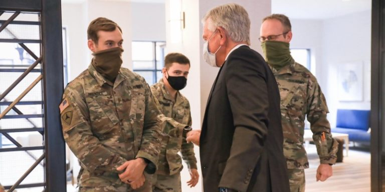 Tuberville, GOP colleagues introduce legislation to increase servicemembers' life insurance coverage