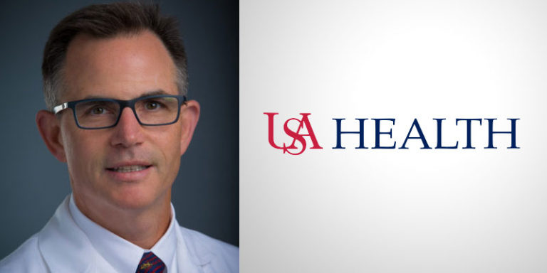 Heslin named director of USA Health Mitchell Cancer Institute