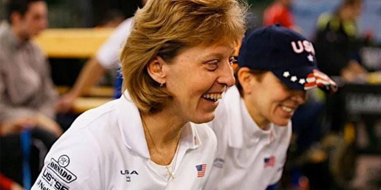 Alabama's Cindy Head is a legendary world champion foosball star