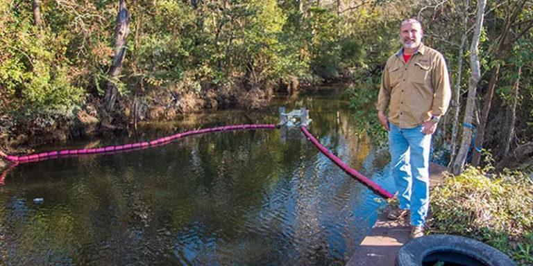 Alabama company reducing humanity's impact on environment