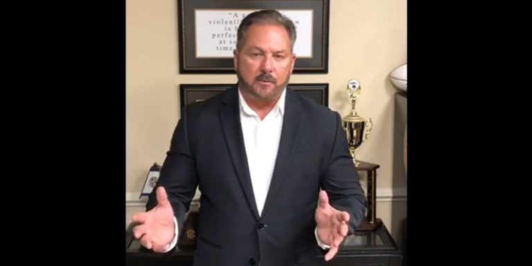 Orange Beach Mayor Kennon touts 'Freedom Fest' event in defiant move against COVID cancellations — 'The crisis is manufactured'