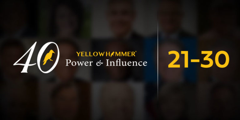 2021 POWER & INFLUENCE 40: Numbers 21-30