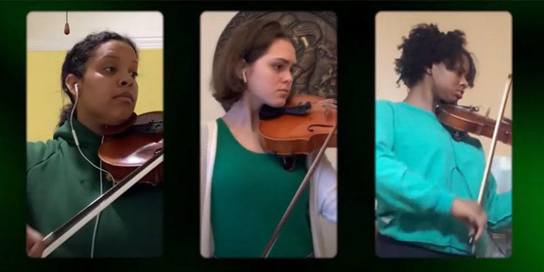 Alabama Symphony's Carlos Izcaray composes virtual symphony for ASFA students