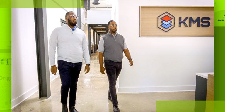 Birmingham's KMS building a business reputation, family legacy at the same time