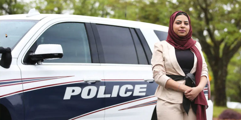 To protect and solve: Saudi criminal justice major at Univ. of South Alabama readies for nontraditional role