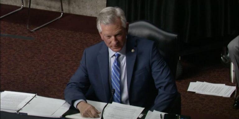 Tuberville leads GOP Senate Armed Service Committee members in calling for hearings on Afghanistan