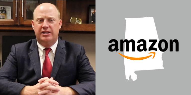Ainsworth: Amazon workers recognize union's threat to Alabama economy