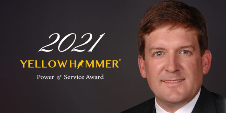 Yellowhammer set to honor Bill Poole with 2021 Power of Service Award