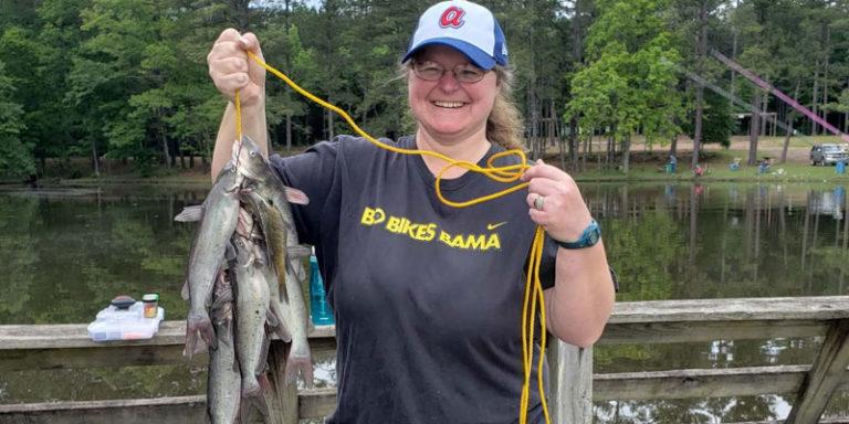 Go Fish, Alabama! teaches basics of fishing
