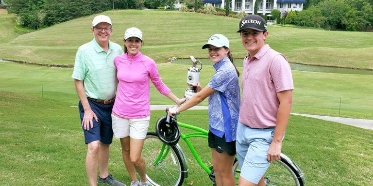 Junior Regions Tradition kicks off annual golf tournament week