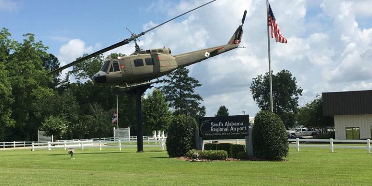 Andalusia airport gives lift to Southeast Alabama aerospace hub