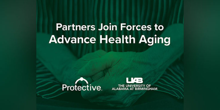 Research on healthy aging flourishes with partnership between Protective Life and UAB