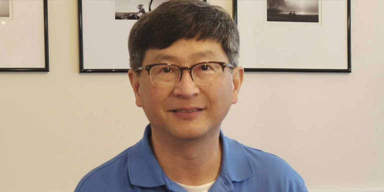 UAH alumnus and NASA inventor Jonathan Lee is driven to battle COVID-19 after losing his father
