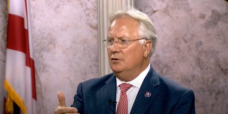 U.S. Rep. Carl: 'We've got a commander-in-chief that's a coward'