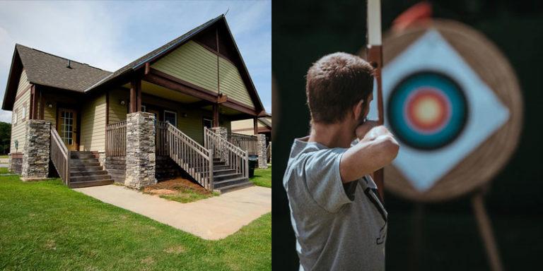 Lakepoint Community Archery Park opens June 24