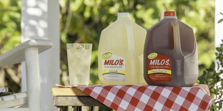 How Milo's sweet tea became a phenomenon