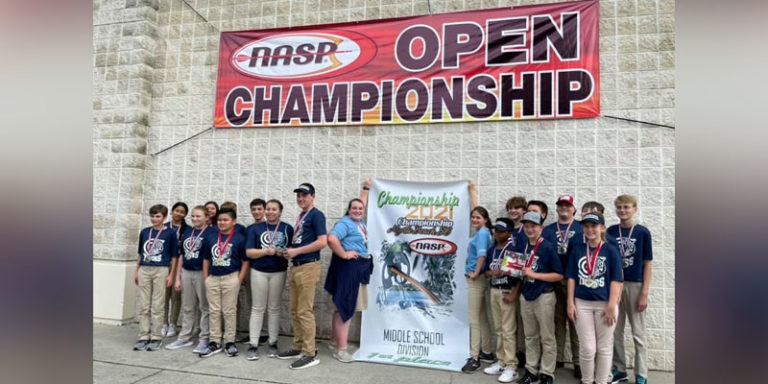 Student archers from Alabama make strong showing at national championship