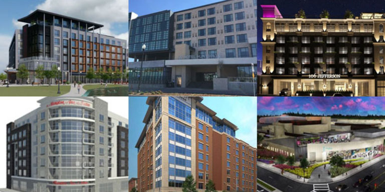 Nation's largest hotel developers liking what they see in Huntsville