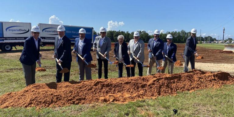 Construction begins on $20 million logistics hub in Baldwin County