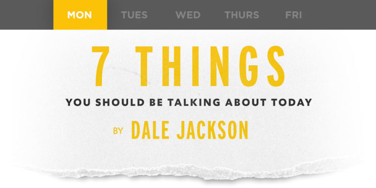 7 Things: Cracks emerge before start of special session, Britt criticizes Brooks for voting against NDAA, border issue far worse than thoughtand more …