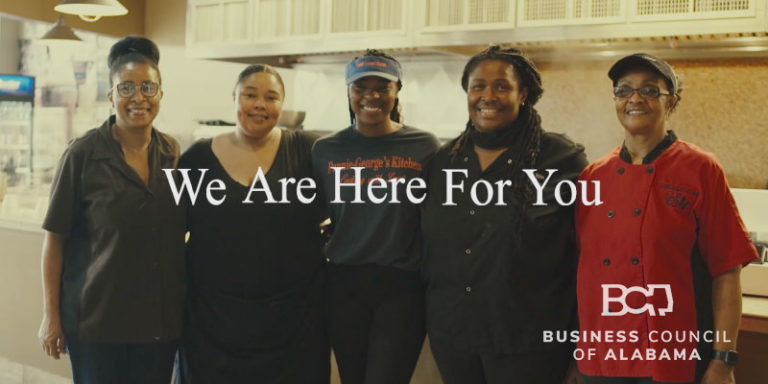 A message to Alabama's small businesses