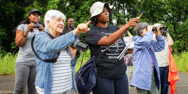 Alabama's Black Belt Birding Festival is back this weekend