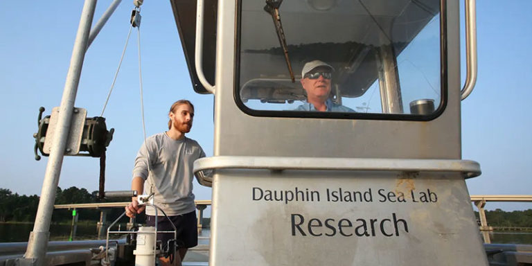 Bay watch: South Alabama marine scientists monitor Mobile Bay environment