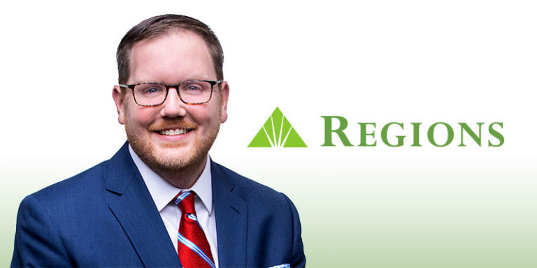 Regions names Jason Isbell senior vice president of state government affairs and economic development