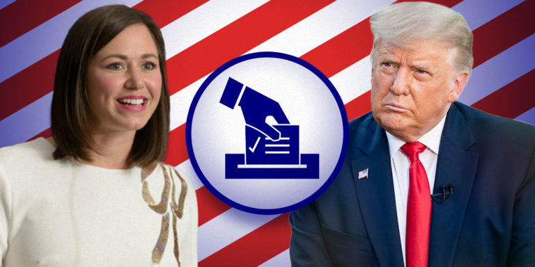 Katie Britt: 'We need a forensic audit' of 2020 election